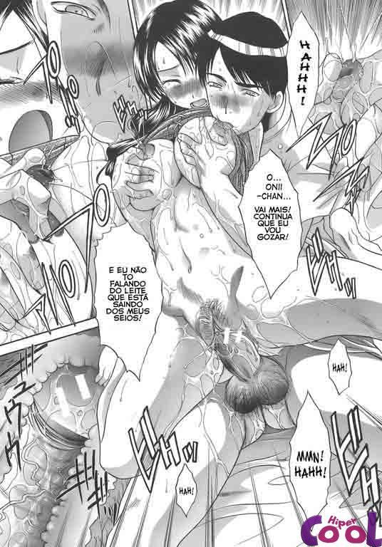Hentai Incesto entre irmãos