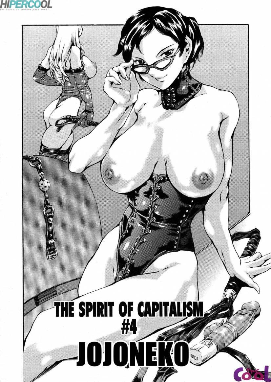 O espírito do capitalismo, transando com o chefe