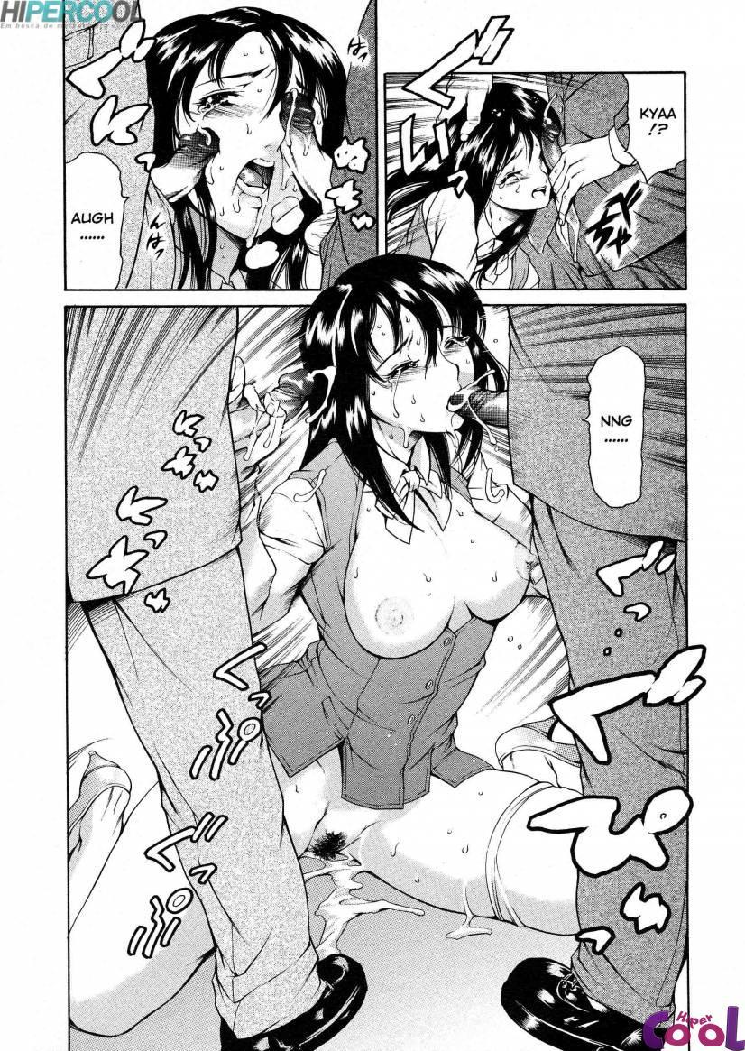 Hentai Secretárias loucas por sexo