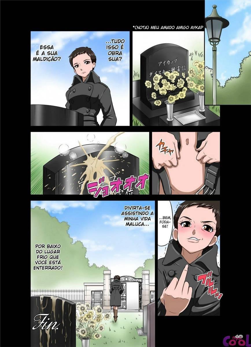 Travesti amaldiçoada, Morita Ritsuko
