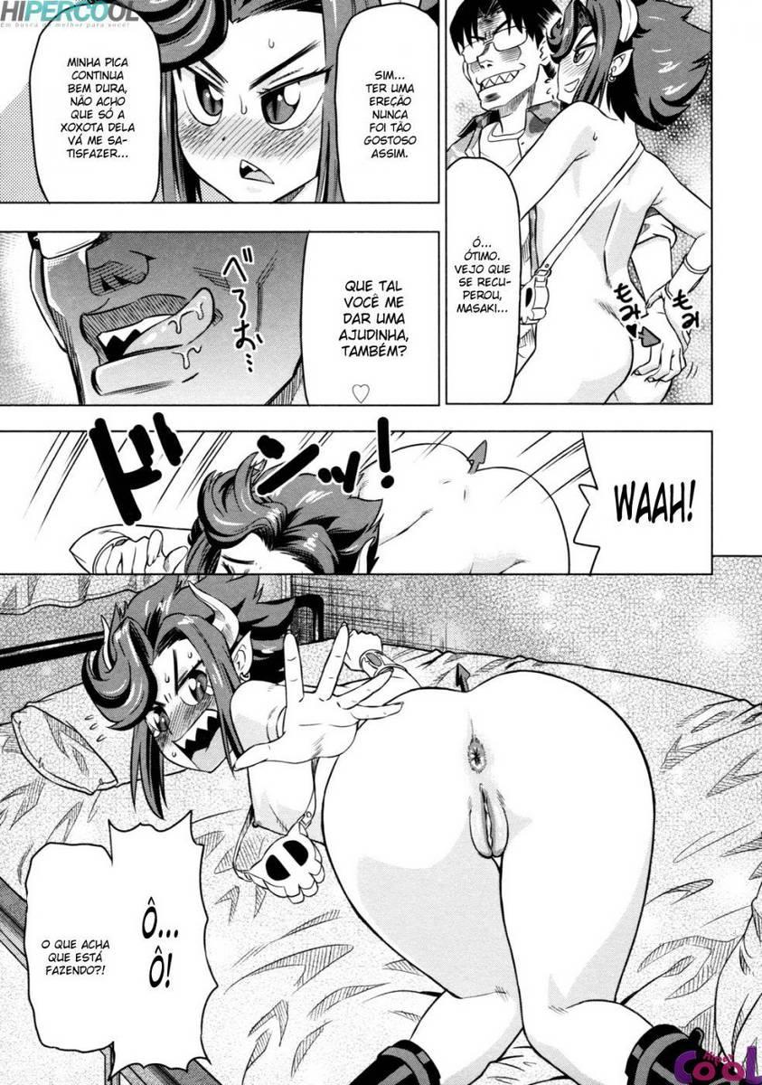 Hentai Devil time a hora da vingança