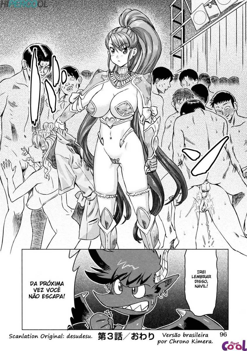 Hentai Devil time ativar!