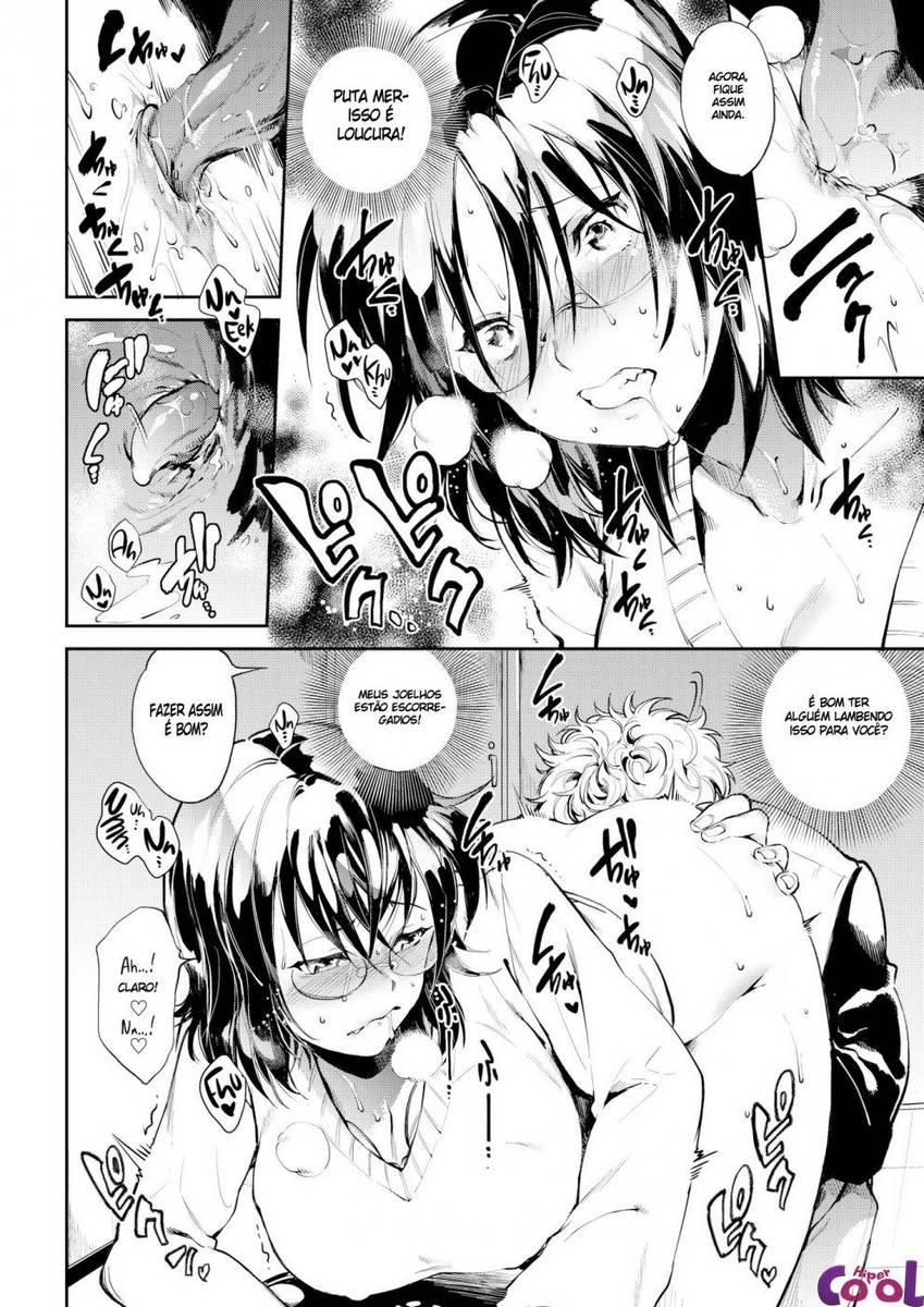 Gozando pelo cuzinho hentai