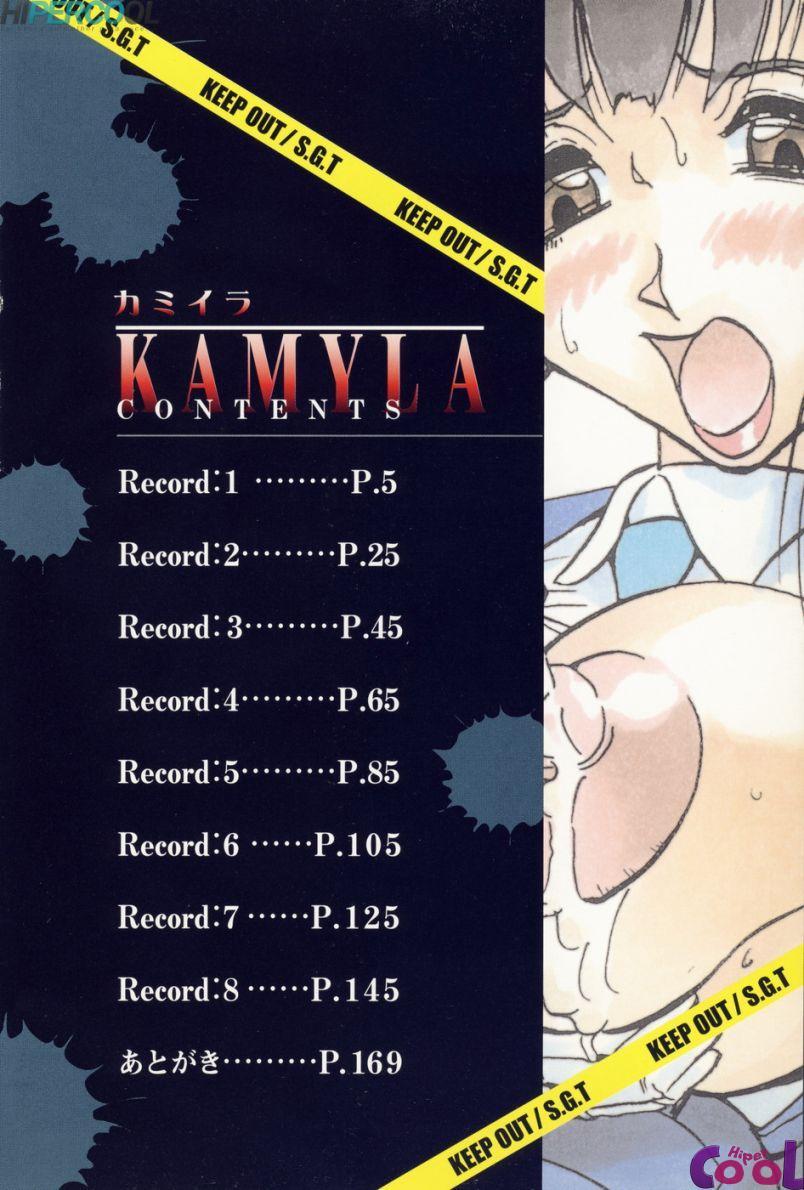 Hentai Kamyla a nova droga do sexo