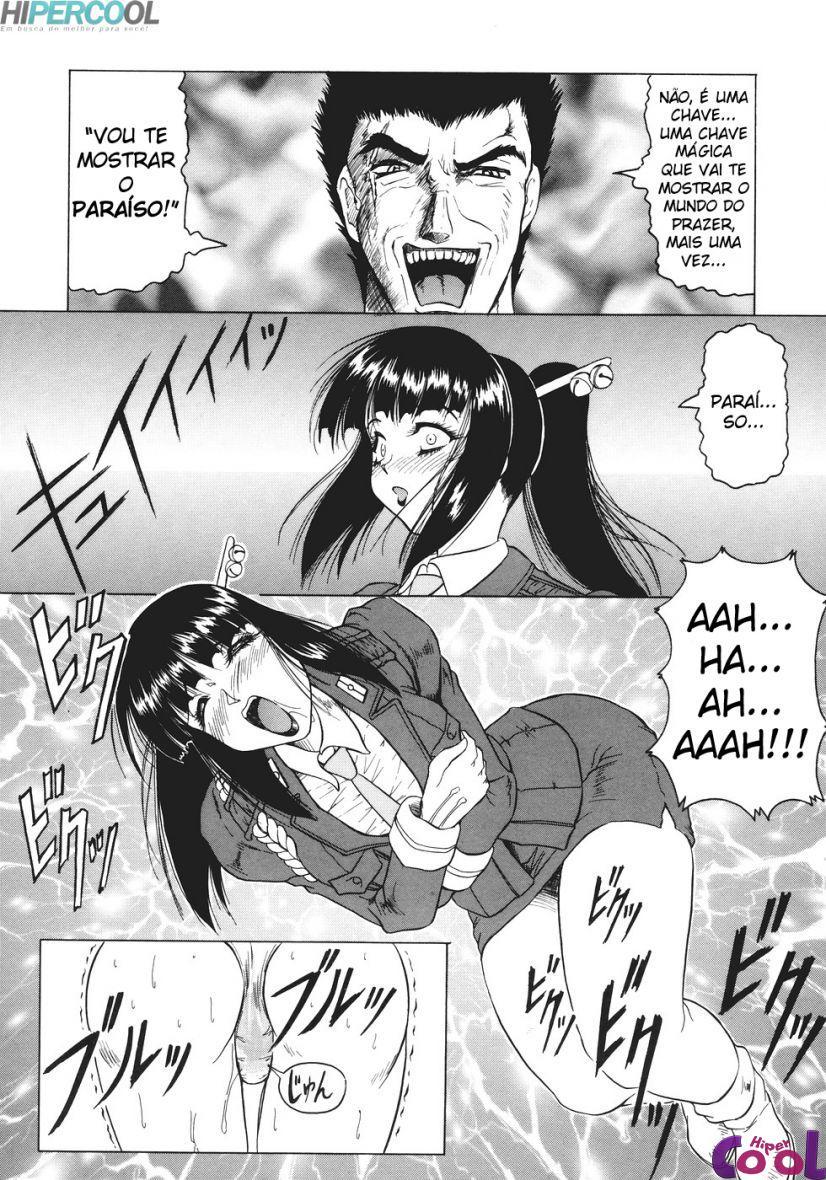 Hentai Kamyla a droga do sexo