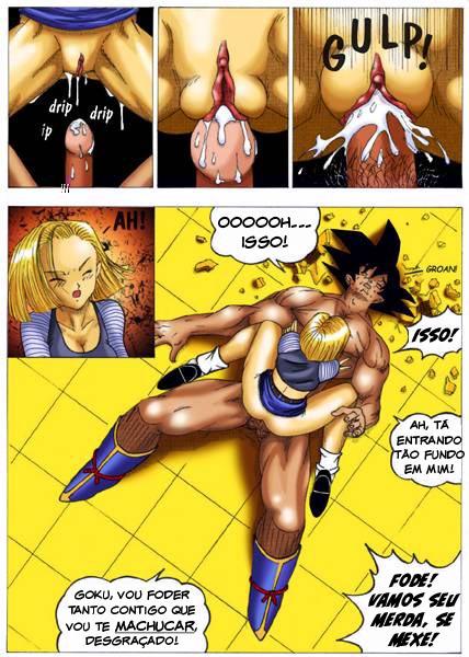 Hentai Dragon Ball Z