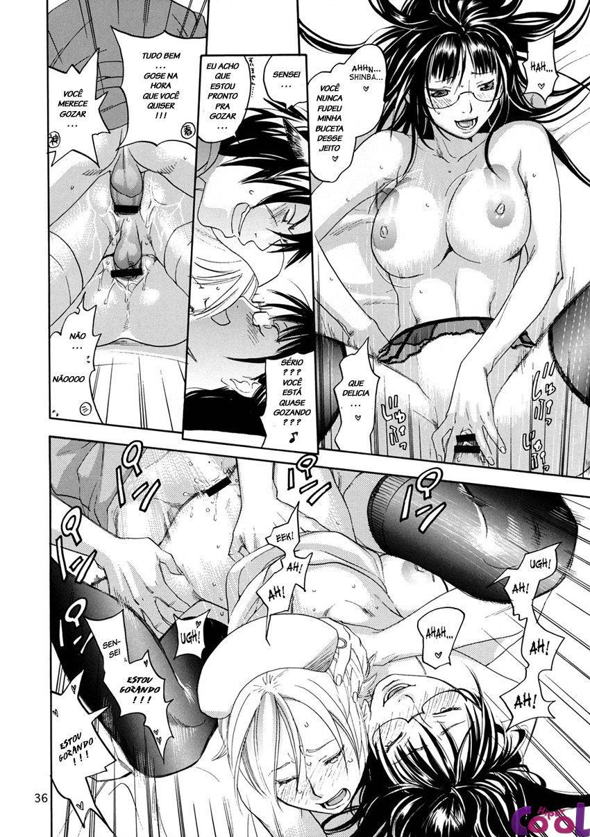 O médico escravo sexual hentai