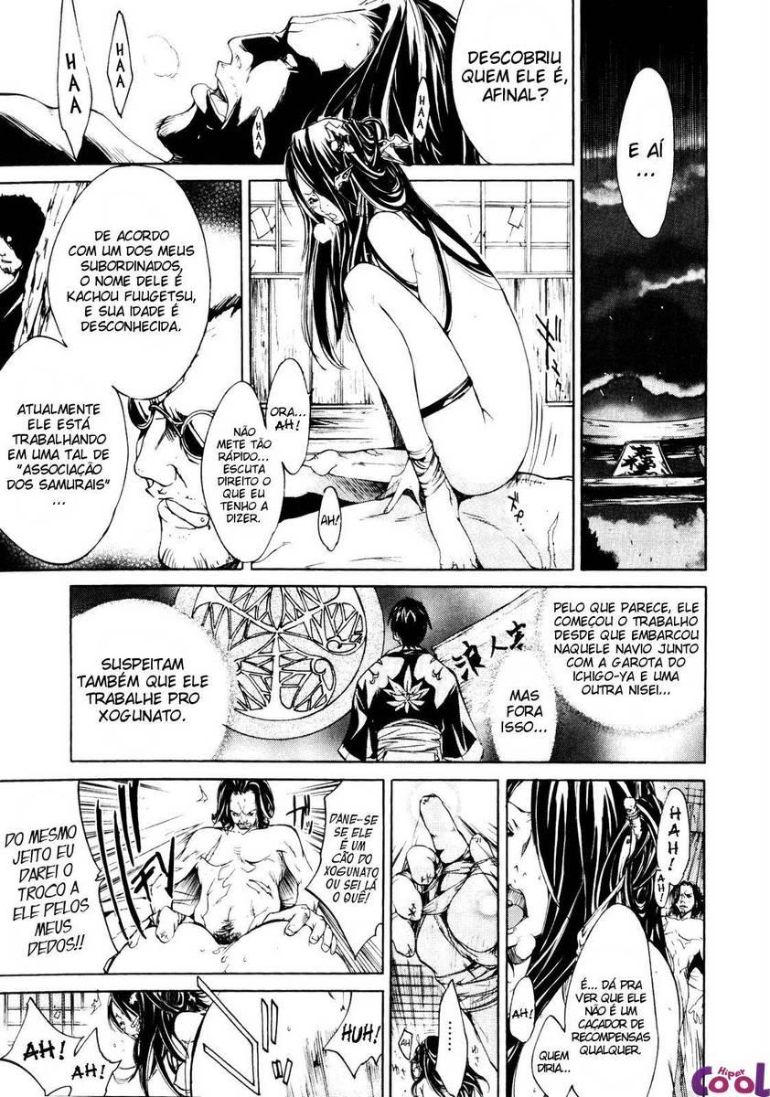 Samurai Guild a chupeta da morte