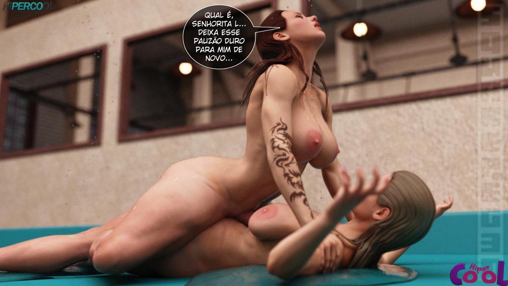 Skydome hotel couple having sex
