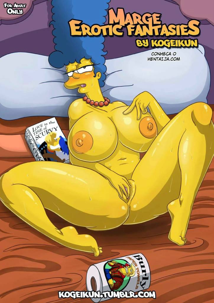 MARGE EROTIC FANTASIES
