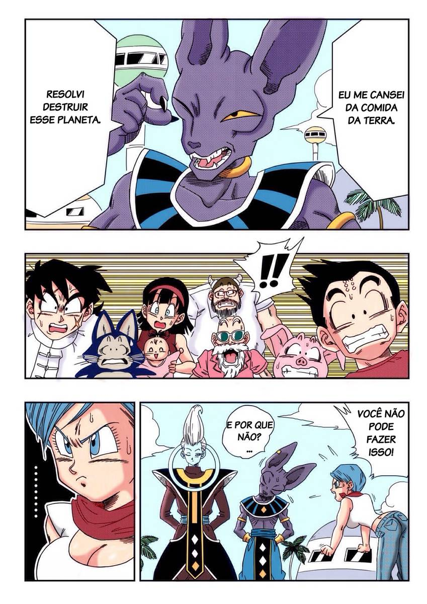 Bills e bulma em dragon ball hentai