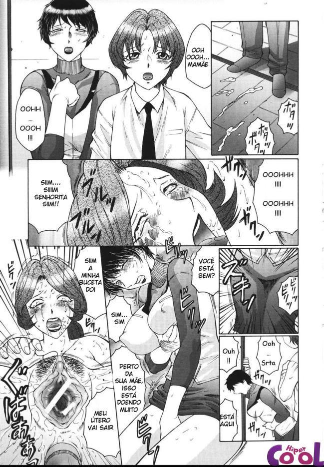 Professorinha e mamãe hentai