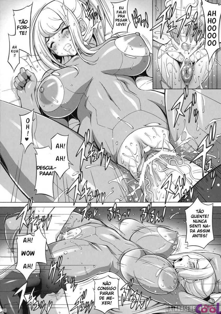 EroSamu X - Erosuit Samus X