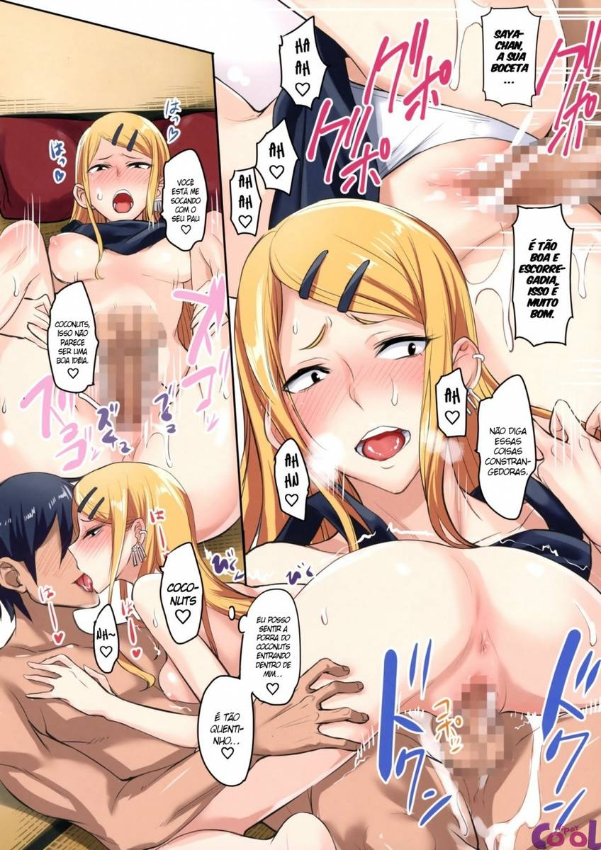Dagashi Kashi no Erohon Full Color