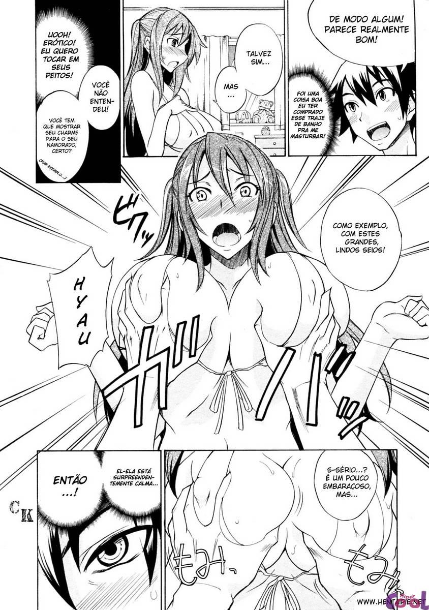 Mizugi to Oneechan!