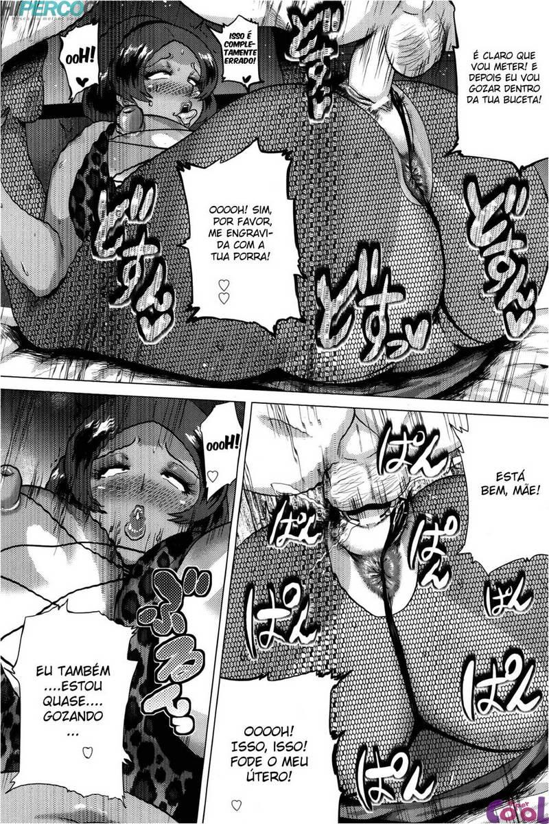 Juku Gal Mama Yukie