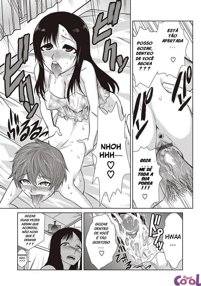 Troca de sexo