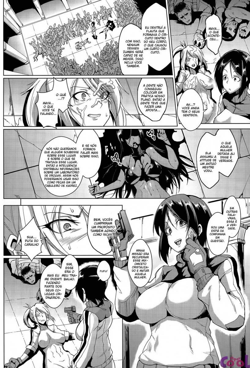 Voodoo do sexo