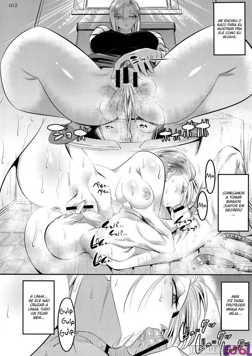 Dragon Ball Z - Hiru wa Krillin no Tsuma