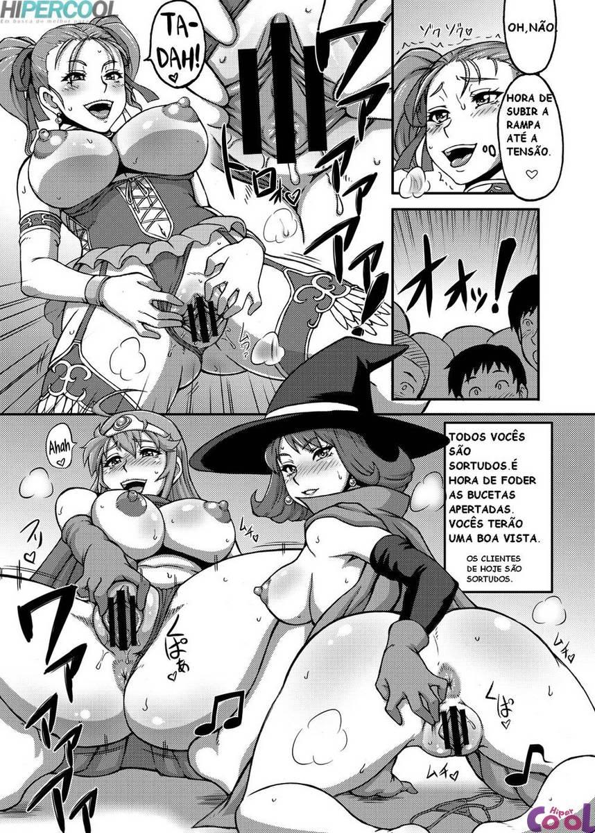 Dragon Queen's