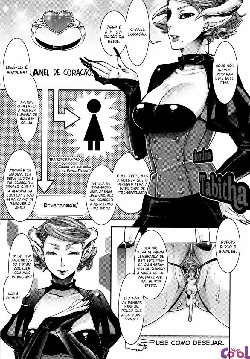 A mulher do capeta