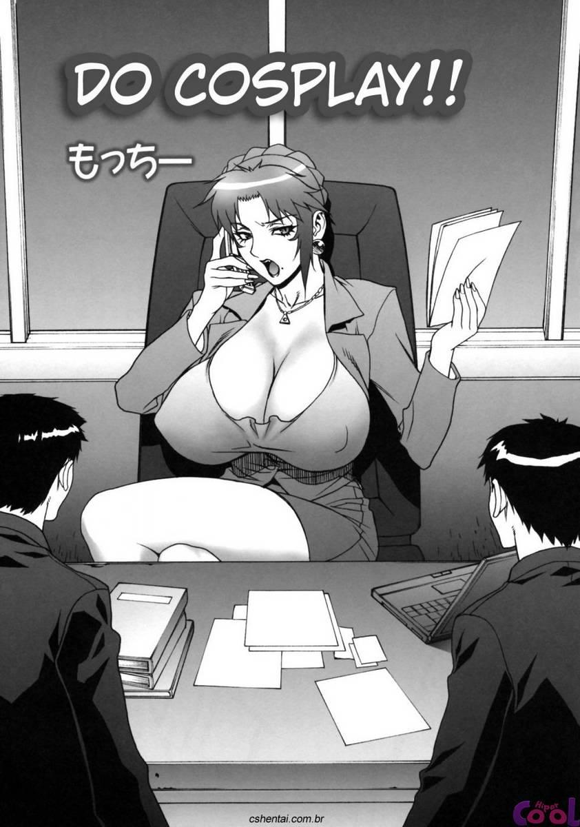 Mãe empresaria safada
