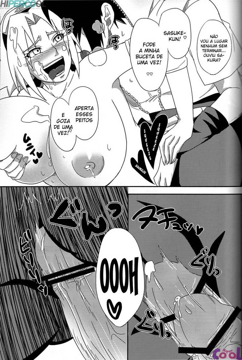 Sexo gostoso com sakura safada