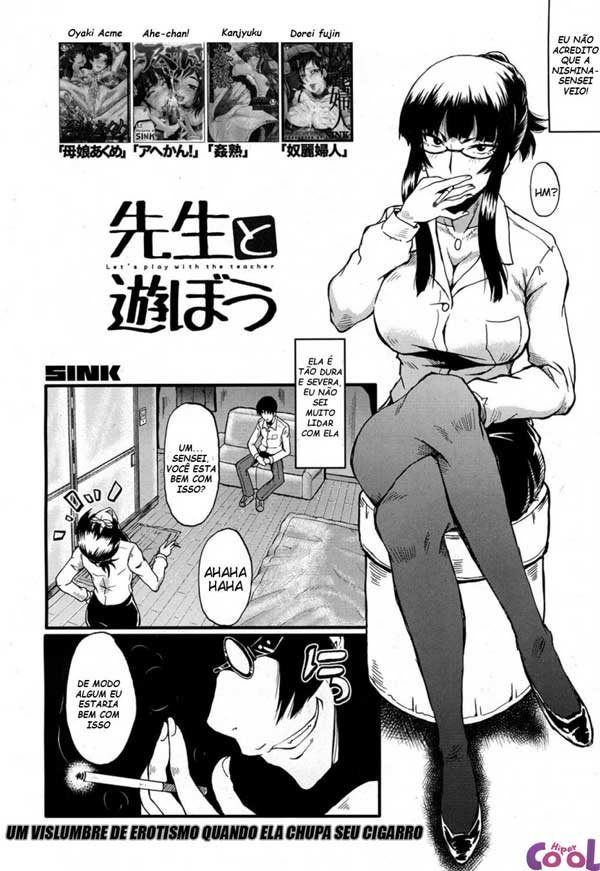 Sensei to Asobou