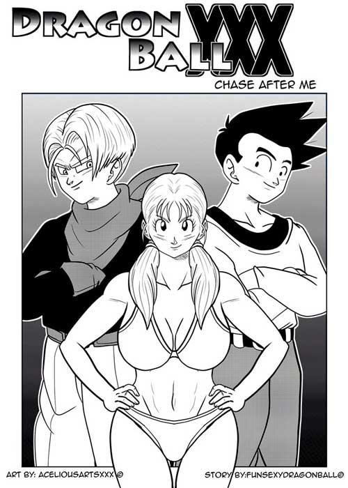 Grupal com a Filha de Kuririn